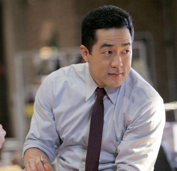 """""""The Mentalist"""" with Tim Kang as 'Kimball Cho'."""