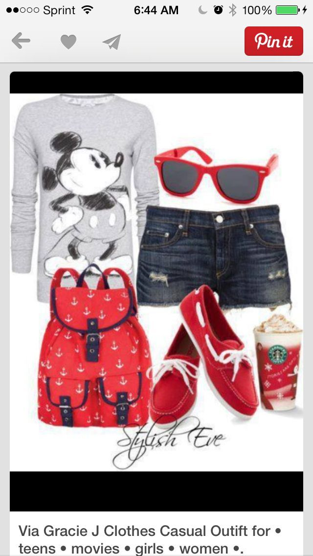 Hey Mickey | 1001 Outfits To Try Before You Die! | Pinterest | Disney Bags And Girls