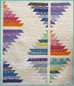 Lost City Quilt Kit: Plus Quilts Patterns, Quilts Patterns Strips, Cities Kits, Quilts Sewing, Sewing Quilts, Cities Quilts, Quilts Kits, Logs Cabins, Lost Cities