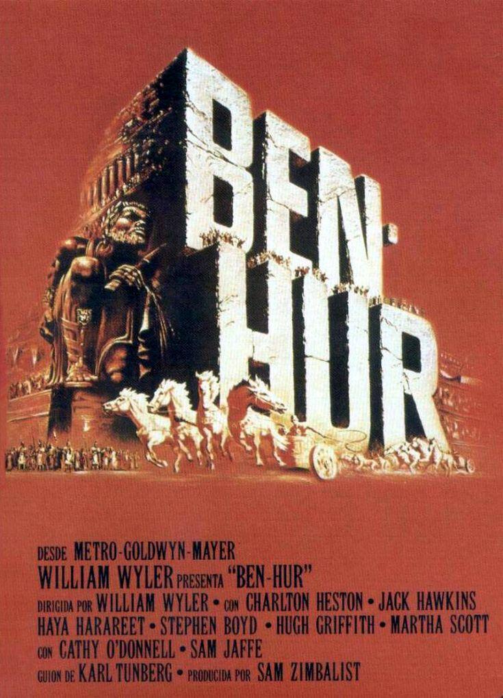 Ben-Hur: Movie Posters, Movie Fav, Favourit Movie, Classic Movies, Favorite Movie, Memorable Movies, Favourite Movies, Heart Movie, Memorizing Movie