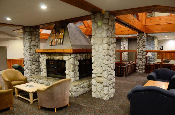 "whistler ""lake placid lodge"" - Lobby"