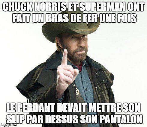 Top 21 des meilleures blagues sur Chuck Norris @besssof