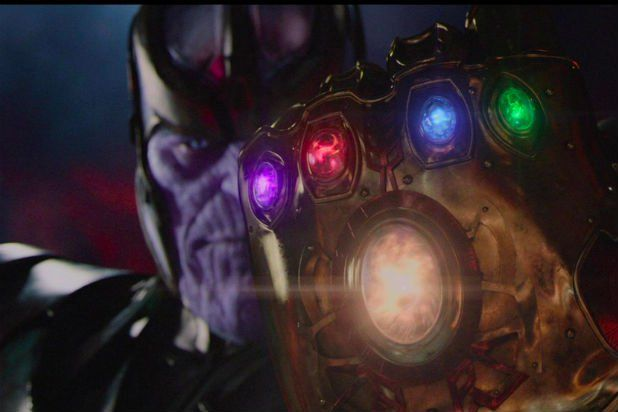 Thanos Avengers Infinity War Marvel Cinematic Universe
