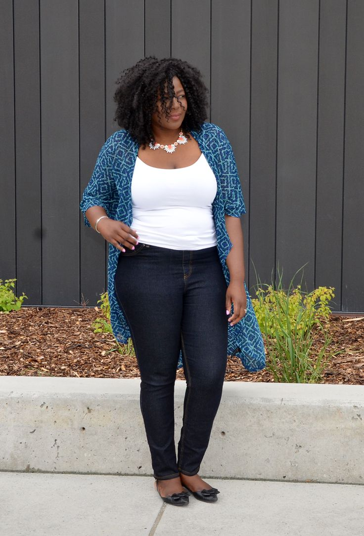 My Curves & Curls™ | A Canadian Plus Size Fashion blog: When the wind blows !