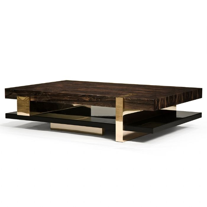 Pierre Cocktail Table by Hudson Furniture.