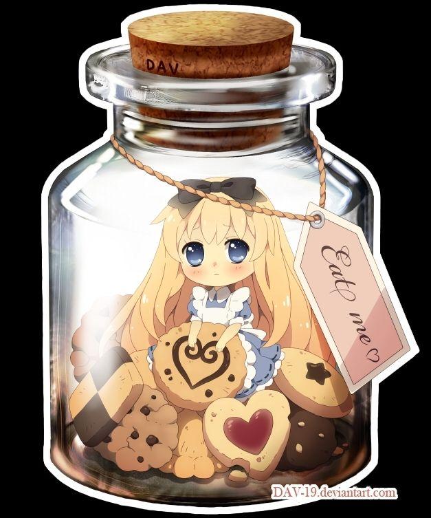 Thème Alice au pays des Merveilles
