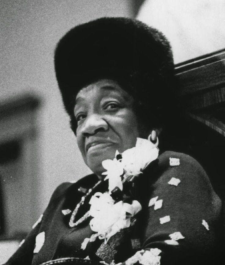 African American History, Black History, KOLUMN Magazine, KOLUMN, Alberta King, Martin Luther King