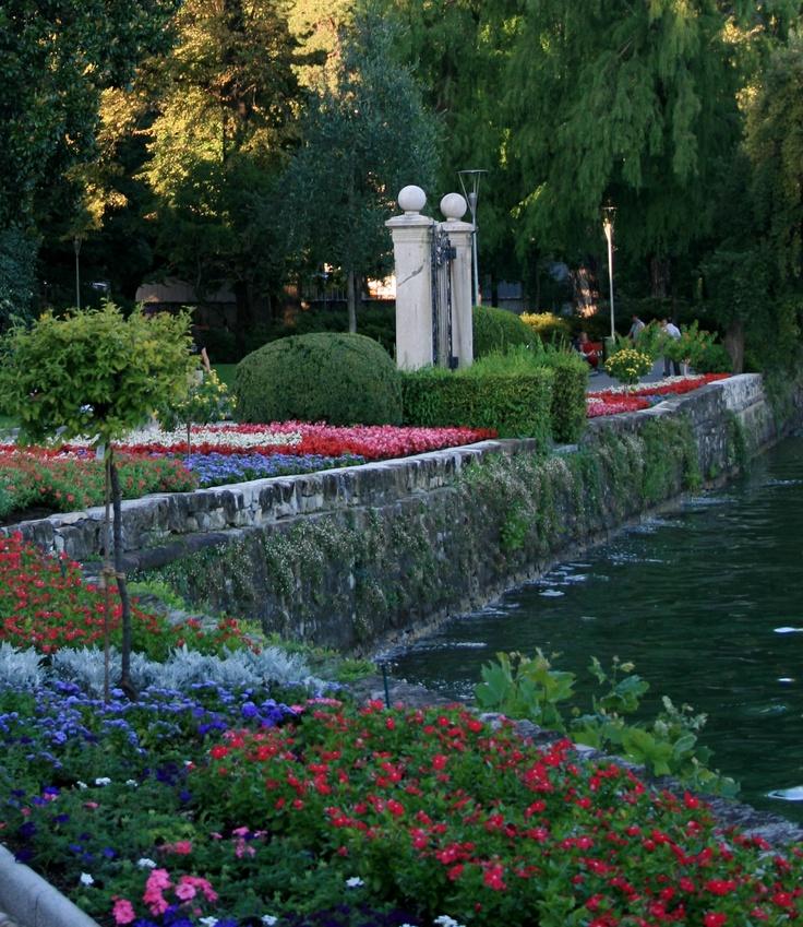 Parco Ciani, Lugano, Switzerland
