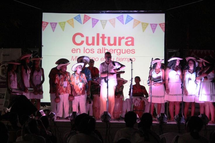 El mensaje de la Escopetarra por César López en la feria regional