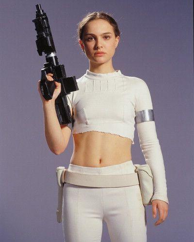 Natalie Portman: Star Wars 1, 2, & 3; V For vendetta ...