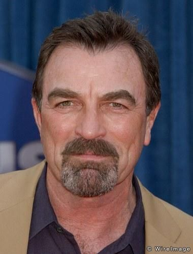 Tom Selleck: my image of Mike McQuaid, in the China Bayles series