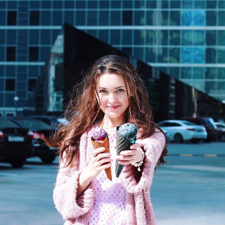 Где в Москве можно попробовать мороженое с углем, лавандой и ромашкой, эвкалиптом и розмарином, пивом и брютом, сорбеты из личи, облепихи, арбуза, томата и ягод