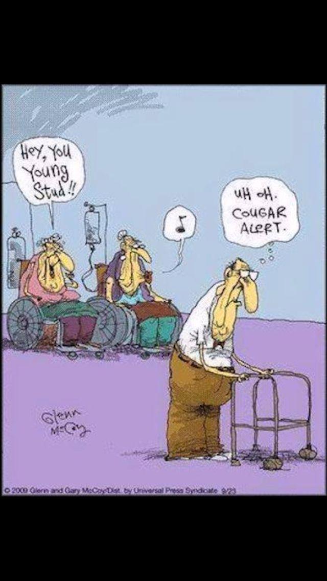 nursing humor jokes funny cartoon nurse nurses quotes cartoons hilarious charge joke elderly homes rock aging cougar alert lol stuff