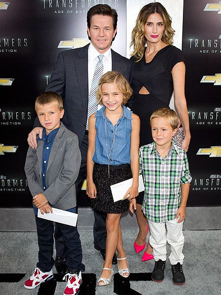 Star Tracks: Thursday, June 26, 2014 | PARTY OF FIVE | It's a family affair on Wednesday for Mark Wahlberg and wife Rhea Durham, who take their adorable brood – son Michael, 8, daughter Ella Rae, 10, and son Brendan, 5 – to the premiere of the actor's latest movie, Transformers: Age of Extinction in New York City.