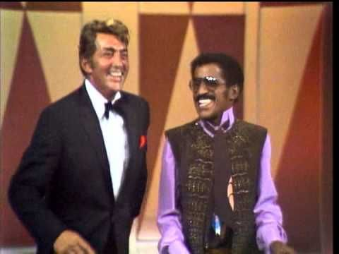Dean Martin & Sammy Davis Jr. - sing a medley of The Birth of the Blues & Sam's Song They were great entertainers. - EverybodyLovesItalian.com