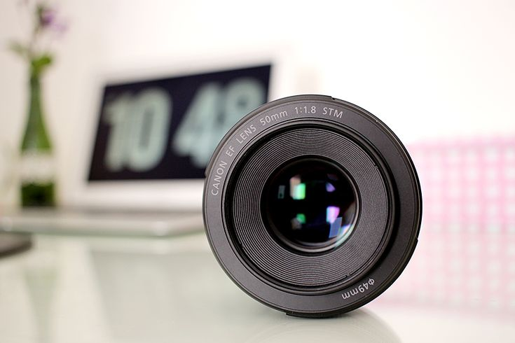 Review » Canon 50mm f/1.8 – STM