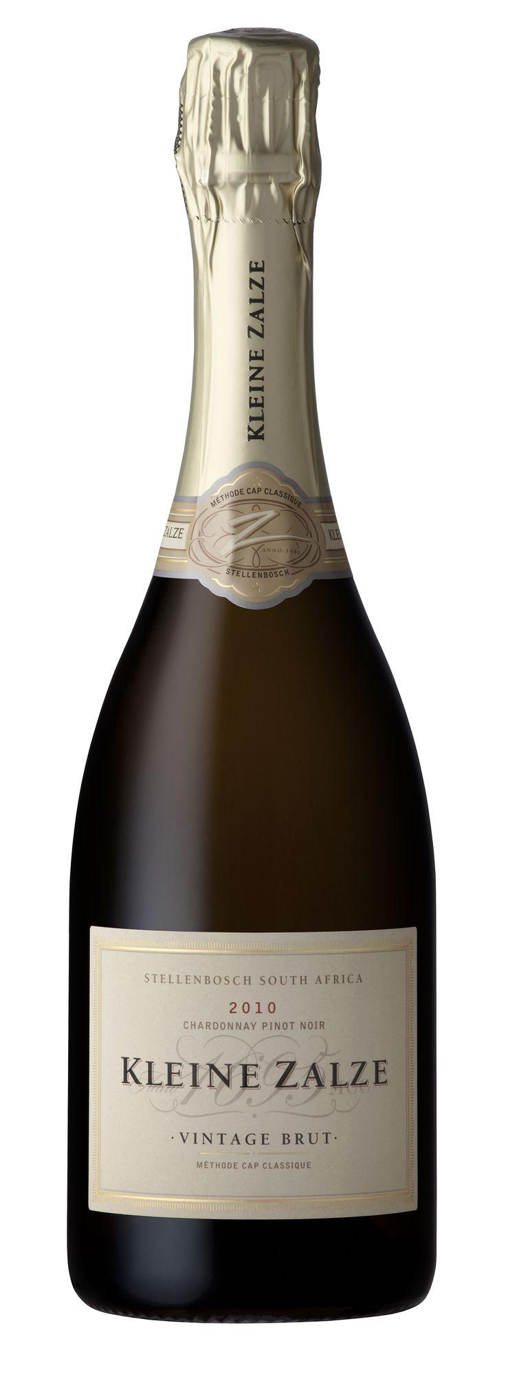 Kleine Zalze Vintage Brut Char Pinot Noir 2010