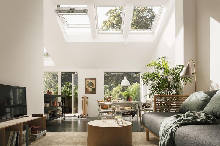 les 60 meilleures images du tableau bien am nager ses combles sur pinterest architectes blog. Black Bedroom Furniture Sets. Home Design Ideas