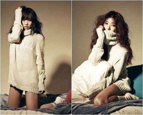 K-pop unit SISTAR19 from SISTAR will return with new single and they released teaser image on bed looking pure and sexy.