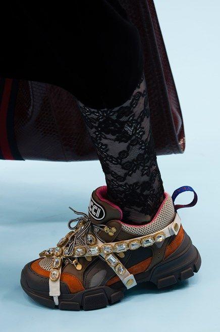 Le scarpe di moda per l'Autunno Inverno 2018 2019 viste alle sfilate sono i