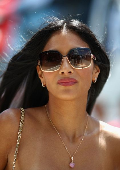 Nicole Scherzinger Photos Photos - Nicole Scherzinger of the Pussycat Dolls and girlfriend of Lewis Hamilton of Great Britain and McLaren Mercedes is seen before the Hungarian Formula One Grand Prix at the Hungaroring on July 26, 2009 in Budapest, Hungary. - F1 Grand Prix of Hungary