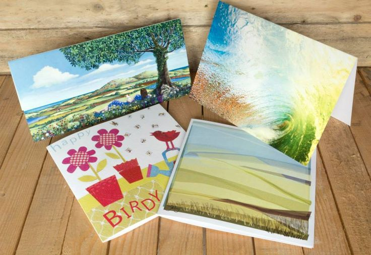 Quality Greetings Cards printing service