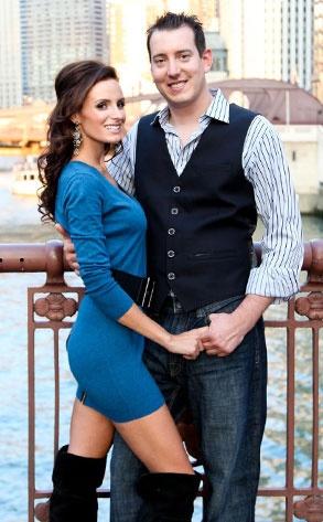 Kyle Busch,Samantha Sarcinella, it's good to be The Wild ...
