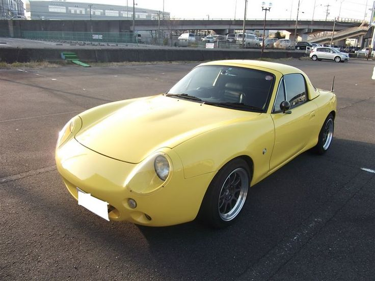 Mazda Miata Car With Pop Up Headlights For Sale