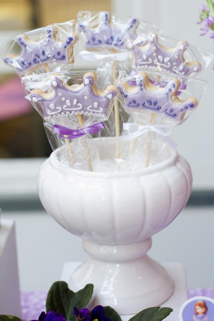 galletitas de la princesita sofia