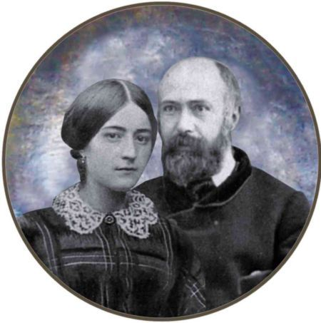 Blesseds Zelie and Louis Martin, parents of St. Therese of Lisieux. You have to read this. If you think St. Therese is inspirational, wait until you read about her mother. WOW, just WOW!!!!!