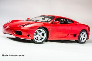 Como fotografiar un coche a escala para que parezca real