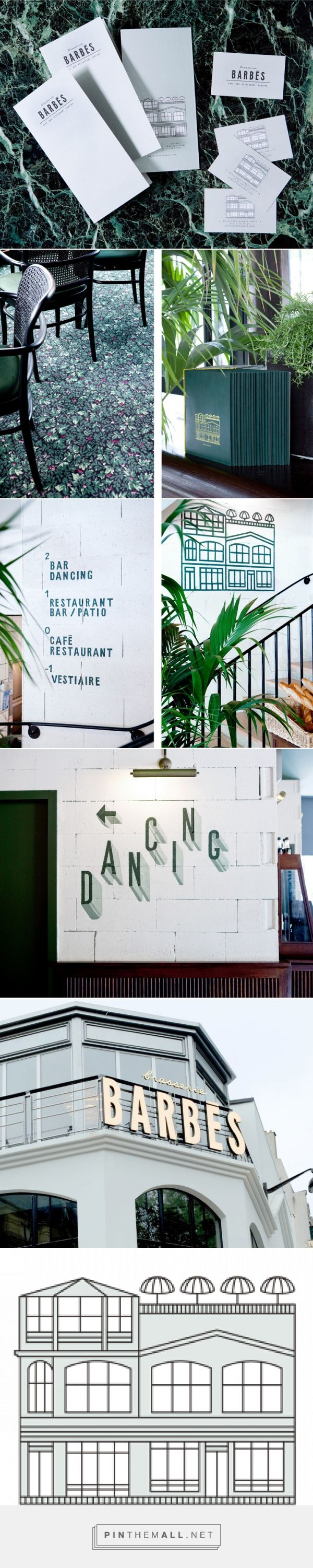 BRASSERIE BARBES - Leslie David - created via http://pinthemall.net
