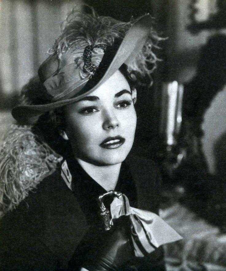 Jennifer Jones, en Madame Bovary, 1949