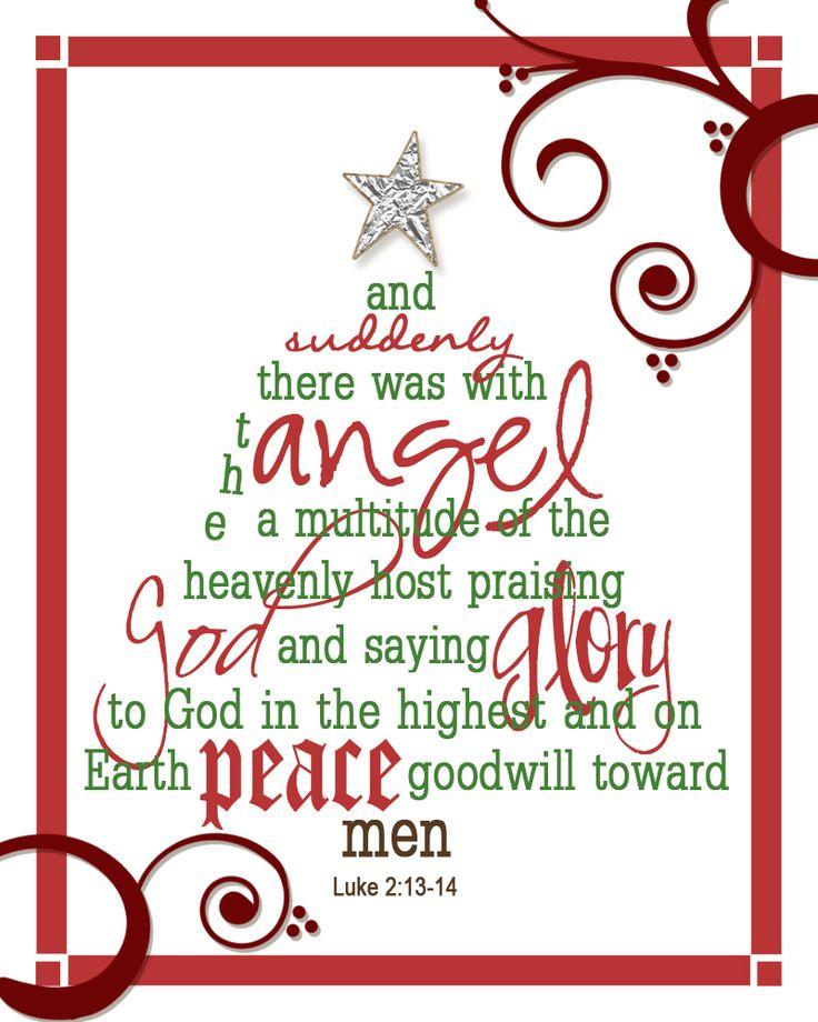 This and That Creative Blog: Christmas Subway Art Printable