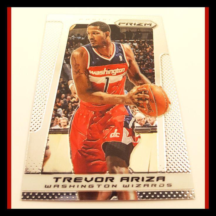 Trevor Ariza Basketball Card (2013-14 Prizm)