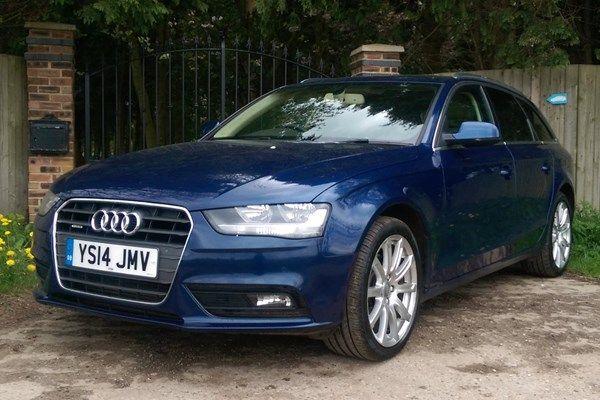 Audi A4 Avant (08-15) 2.0 TDI (177bhp) Quattro SE Technik 5d S Tronic For Sale - UK Cars 4 Less, STAFFORD