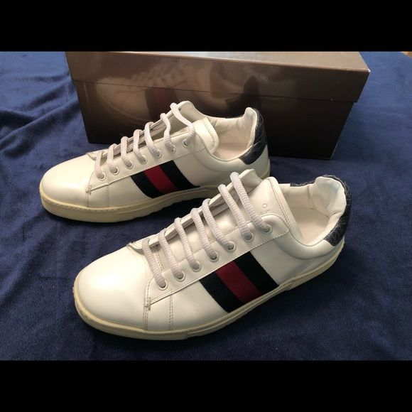 Men's Gucci lace up sneaker | Sneakers