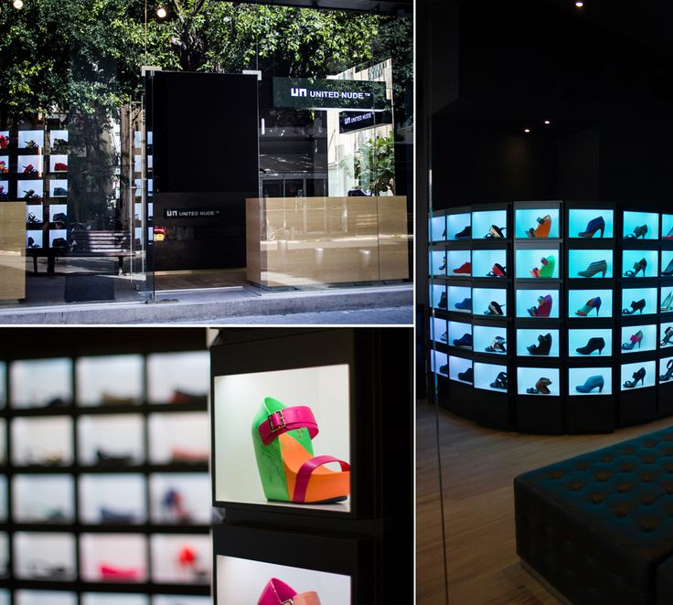 Lo Store United Nude Ad Amsterdam : Best images about united nude stores on pinterest tel