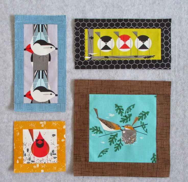 Cupcakes 'n Daisies: The Charley Harper Project