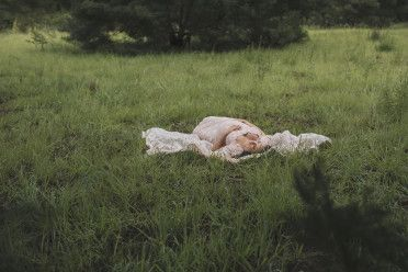 Ethereal Maternity shoot by Chanel O Studio Photography