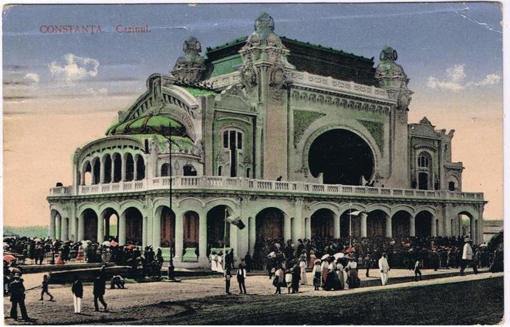 CONSTANTA - CAZINUL 1909