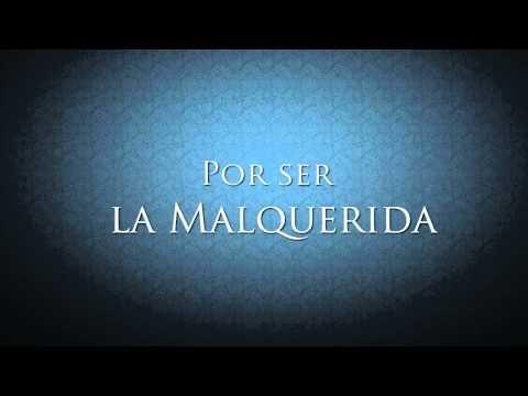 La Malquerida - Cristian Castro, Jesús Navarro y Melissa   Letra Official   HQ - YouTube