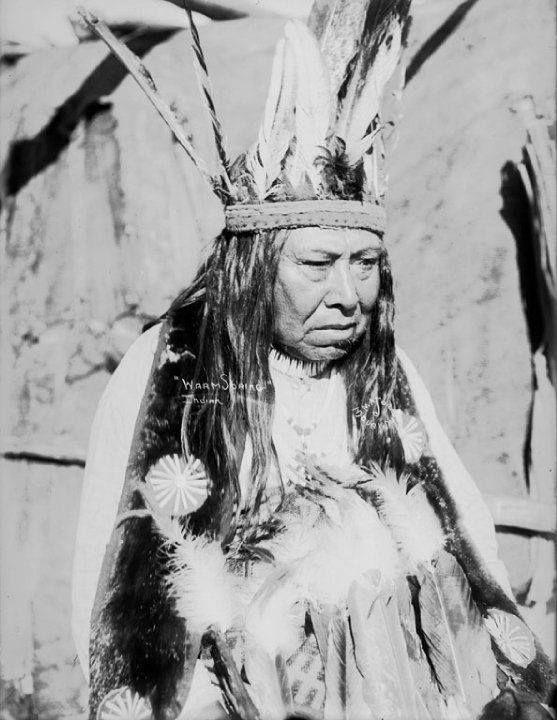 Wasco Native American Tribe