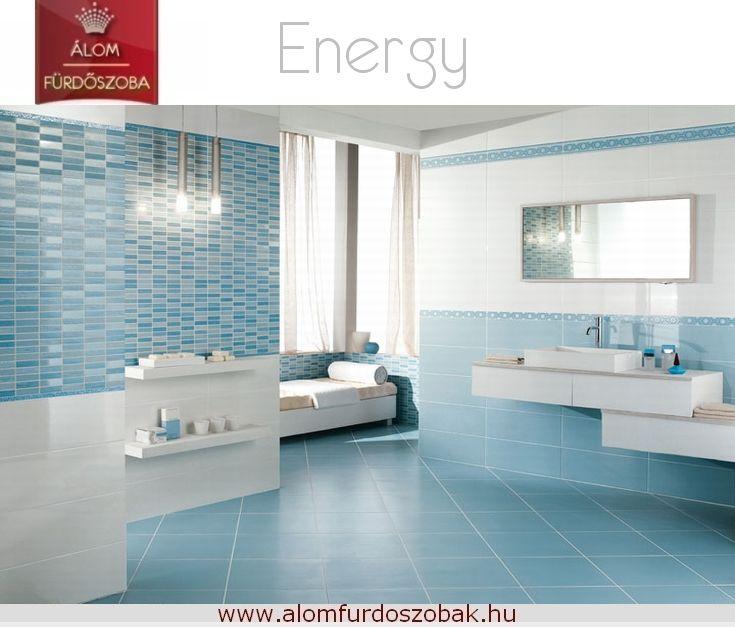 ♥ ENERGY kollekció ♥ Árkategória: elérhető☺További info, akciós árak itt: http://novabell.alomfurdoszoba.hu/furdoszoba-csempek/energy/