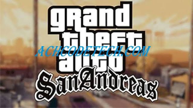 Download Gta San Andreas Apk Obb Data Highly Compressed 400mb