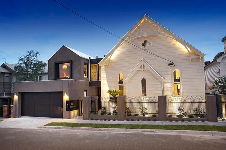 desire to inspire - desiretoinspire.net - A church conversion - victorian to modern