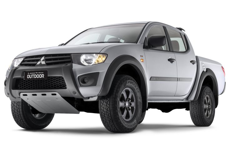 2016 Mitsubishi L200 Triton Outdoor Flex