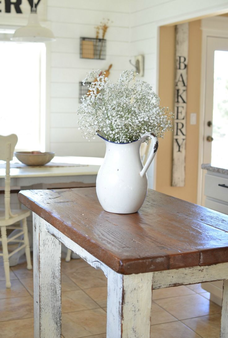 687 best images about Farmhouse Love on Pinterest  Modern farmhouse, Farmhouse kitchens and