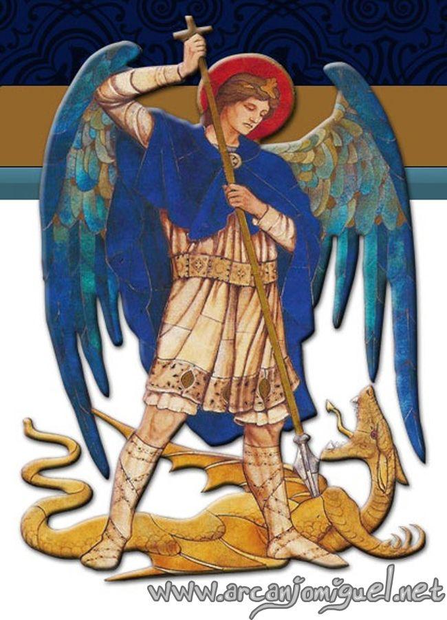 Poderosa Novena De Sao Miguel Arcanjo Com Imagens Arcanjo