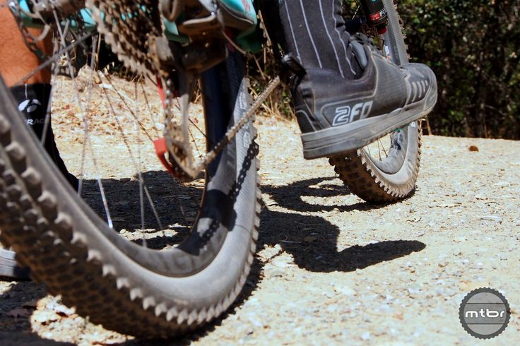 Kenda Hellkat and Helldiver DH tires review - Mountain Bikes For Sale